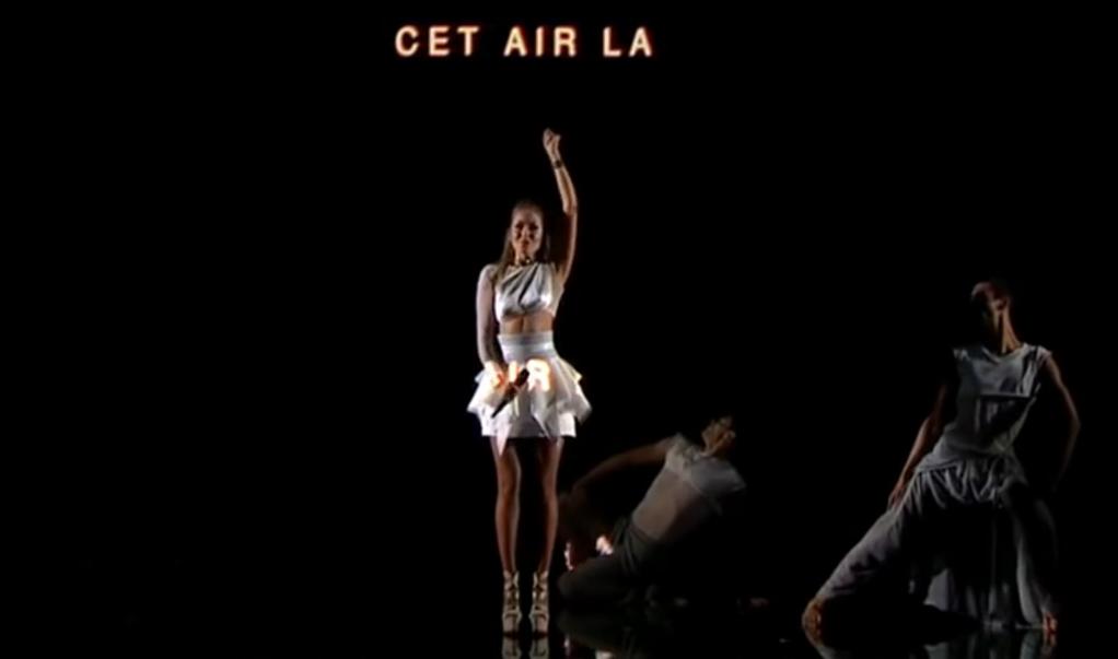 Ginta Biku Eurovision entry